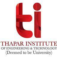 Thapar Institute of Engineering and Technology, Patiala