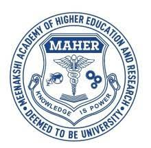 Meenakshi Academy of Higher Education and Research , Chennai